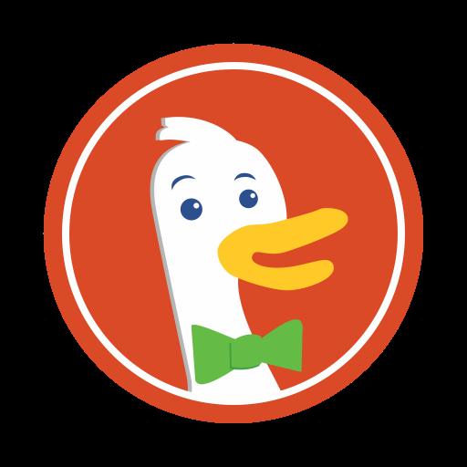 :duckduckgo:
